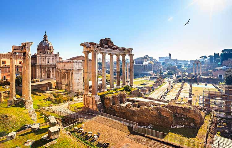 Private ancient tour of Rome